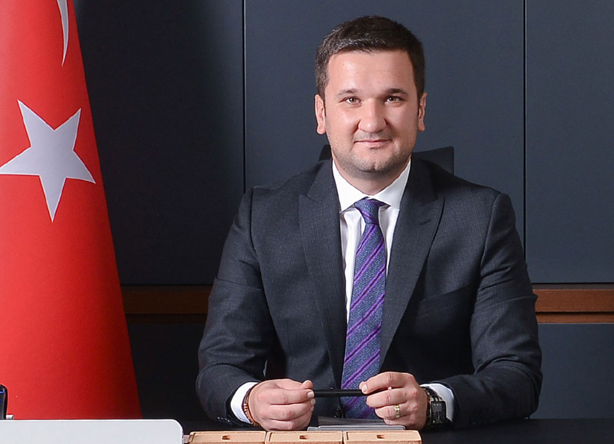 Interview with Melih Özkan, Chairman of the Board of INDES, Published in MSI TDR